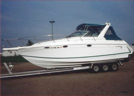 Dewinterizing Boats for Spring