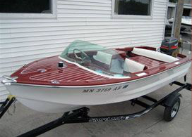 MN Boat Windshield Repair