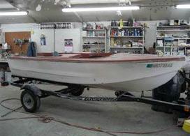 Fiberglass Boat Repair Minnetonka