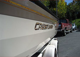 Crestliner Boat Refurbishing