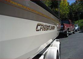 Crestliner Boat Refurbishing