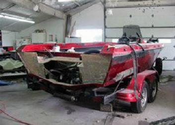Boat Repair And Restoration Mn Transom Replacement