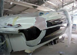 Storm And Collision Damage Boat Repair Mn Anchor Marine