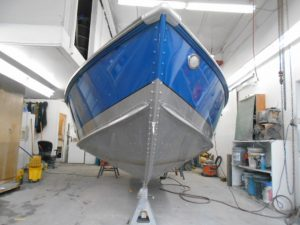 Boat Painting Service in Minnesota - Boat Restoration Shop MN
