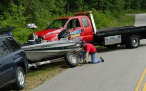 Boat Trailer Repairs in MN