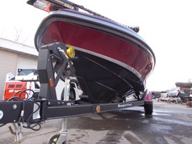 Collision Boat Repair After