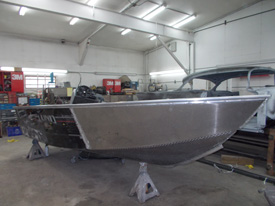 Alumacraft Boats For Sale >> MN Fiberglass Repair   Boat Repair MN   Minnesota Boat Repair