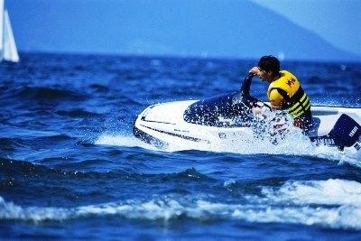 Minnetonka Wave Runner Body Damage Repair