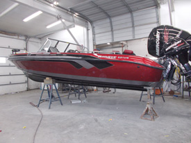 One Stop Boat Repair Shop Minnesota
