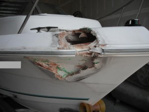 Sea Ray Boat Repair