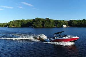 Ski Boat Collision Repair Fast