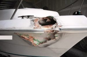 Boat Insurance Repair Experts in MN - Storm & Collision Damaged Boat Repairs Midwest