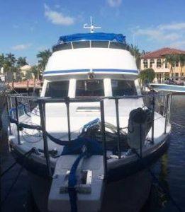 Trawler Boat Repair