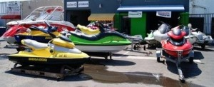 Waverunner Repair Shop