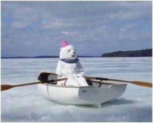 Winter Boat Repair and Storage