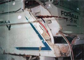 Yacht Repair Before