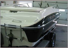 Boat Refinishing Maple Grove